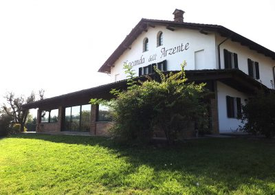 albergo familiare nel monferrato