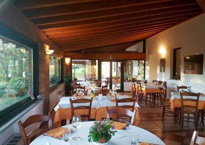 ristorante nel monferrato